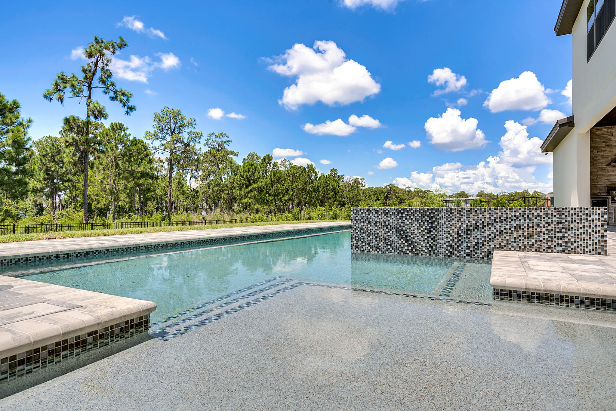 Lake Nona Homes Modern Luxury Home Designs Milano