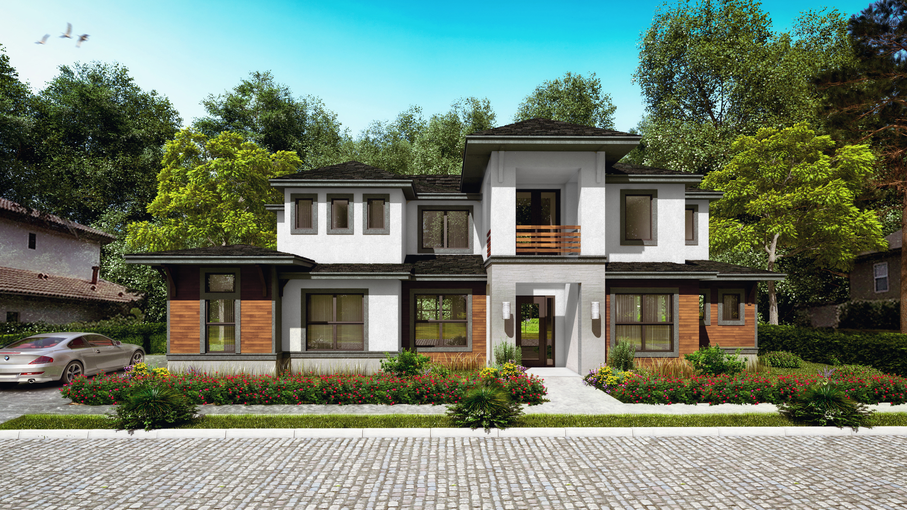 Winter Park Homes Contemporary Luxury Home Designs Hibiscus